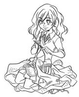 Hermione Knits by curry23