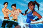 The Legend of Korra - A Break from Training
