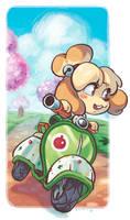 Isabelle Bookmark