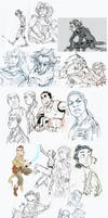All The Star Wars Babies