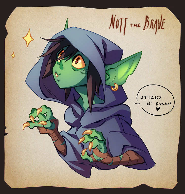 Nott by curry23