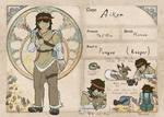[Memory Keepers] Avatar - Aiken
