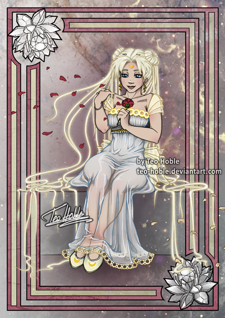 Realistic Sailor Moon? - Page 3 Princess_serenity_by_teo_hoble-d65kylq