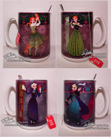 Frozen Mug Designs by Teo-Hoble