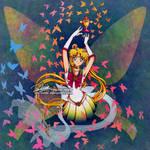 Super Sailor Moon - Butterflies