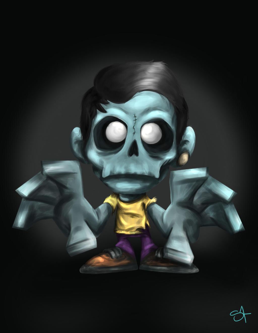 Wallpaper iphone zomboy - Zomboy Fan Art By Sofiaaviles Zomboy Fan Art By Sofiaaviles