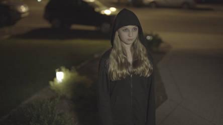 Still from the short film Dee -  Scene 2