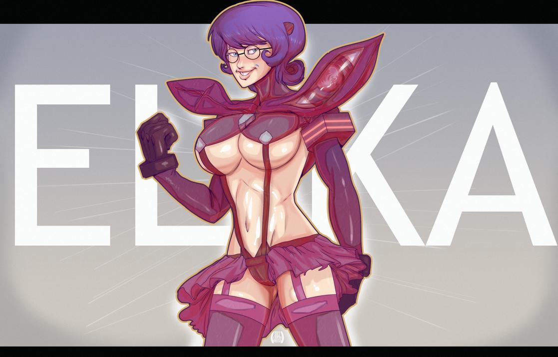 Elika Senketsu by EICHH-EMMM