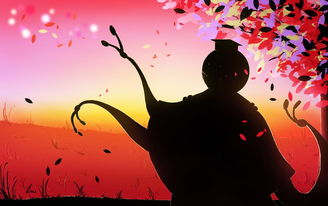 Koro-sensei by Naoshiny
