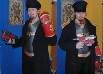 Commissar Thomas by CaptainThomas