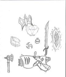 Doodles mk II by CaptainThomas