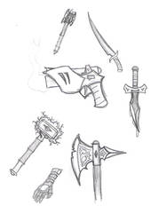 Doodles mk III by CaptainThomas