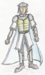 Templar costume concept by CaptainThomas