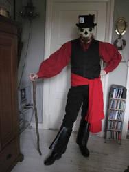 Come get de voodoo by CaptainThomas