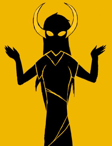 Kaitle's Ancestor by Askthekindtrolls