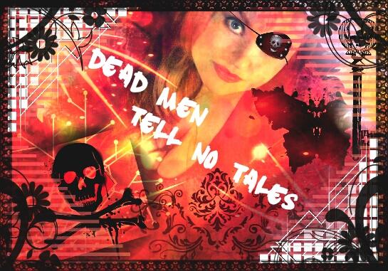 Dead Men Tell No Tales by SylviaSatanaii