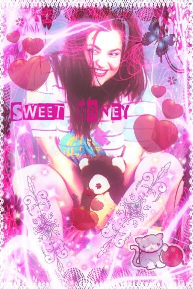 SWEET HONEY by SylviaSatanaii