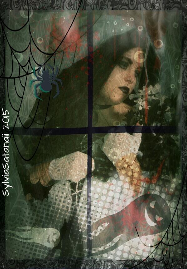 Halloween Honey-6 by SylviaSatanaii