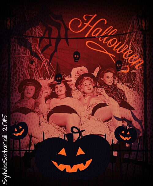 Halloween by SylviaSatanaii