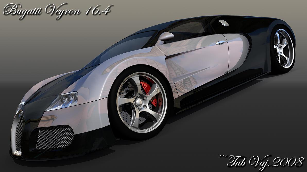 Bugatti Veyron Going Back To The Future Art Promo: Bugatti Veyron WIP2 Wall4 By Hmoob-phaj-ej On DeviantArt