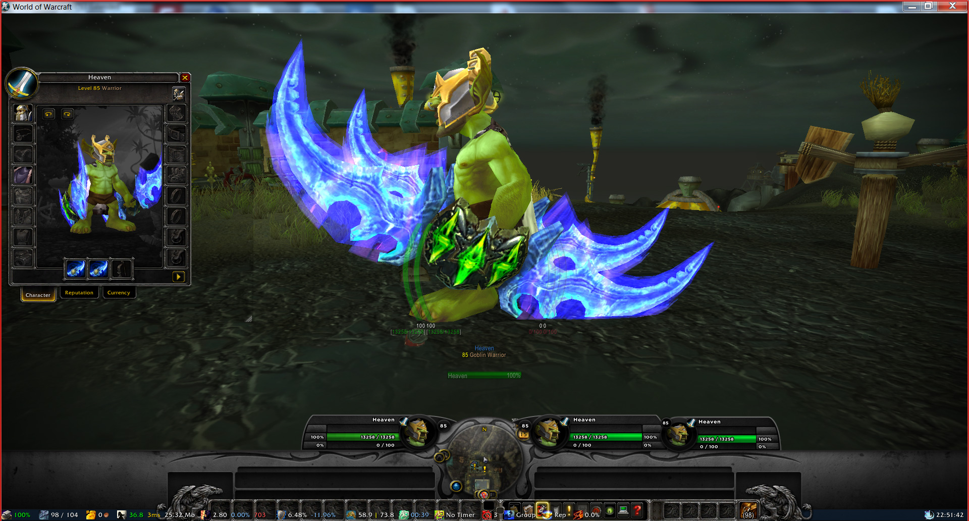 Wow Legion Best Slots For Crafted Leather