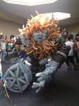 Balloon Colussus Cosplay 2