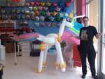 Life Sized Princess Celestia Balloon