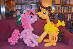 Pinkie, Cheese and Friends