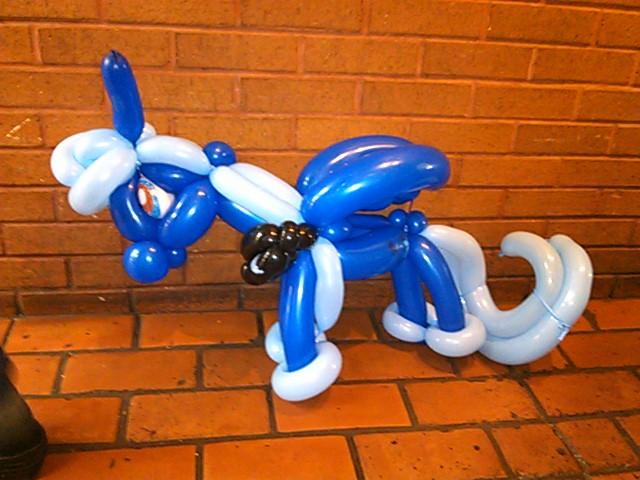 Balloon Luna aka Balluna by NoOrdinaryBalloonMan