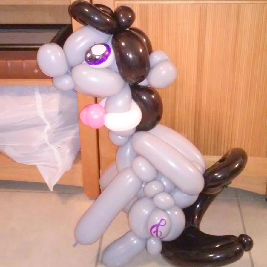 Balloon Octavia 1 by NoOrdinaryBalloonMan