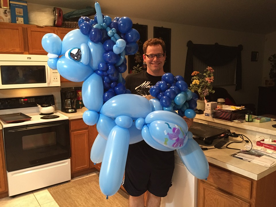 Party Favor Balloon 1