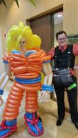 Super Saiyan Goku 3 Balloon