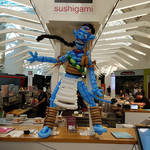 Balloon Na'vi from Avatar (Jake Sully)