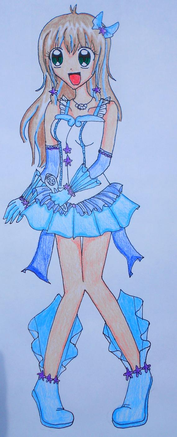 Mermaid Melody OC: Cyan Pearl By MimiStars On DeviantArt