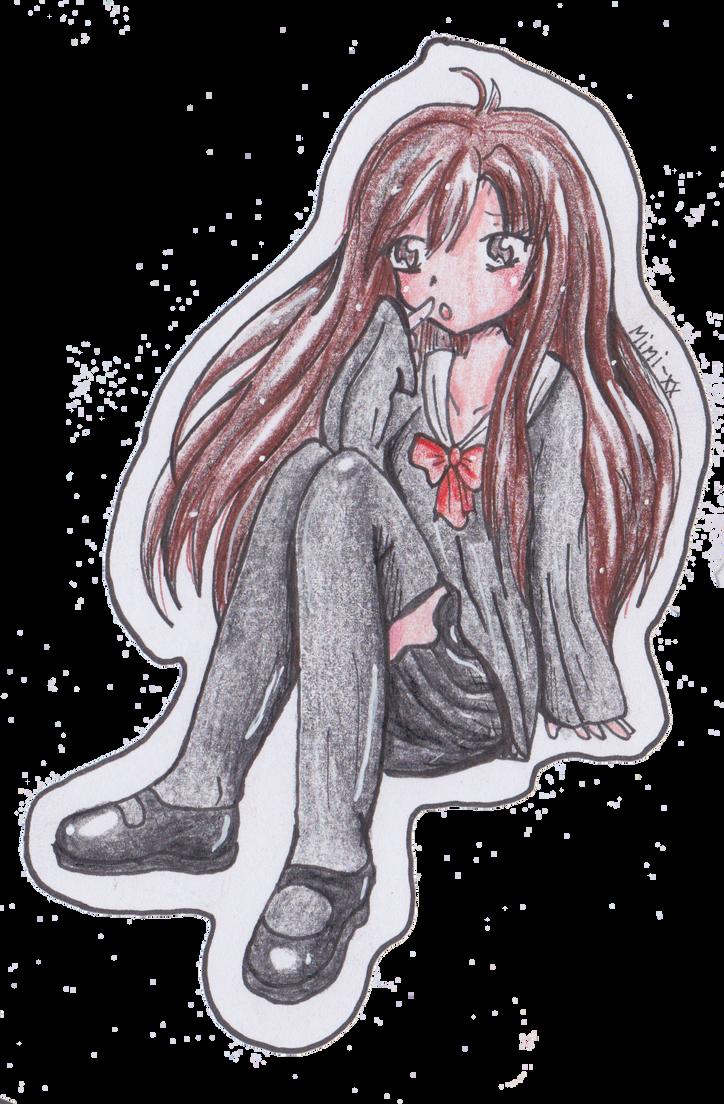 :PC: Katsura Kotonoha by MimiStars