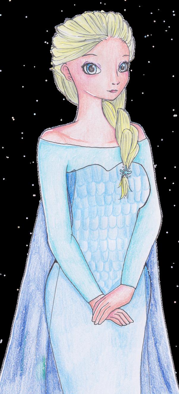 Elsa by MimiStars