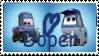(Art trade) Doper stamp by Thefemaleraytoro