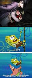 Spongebob is me in this by Thefemaleraytoro