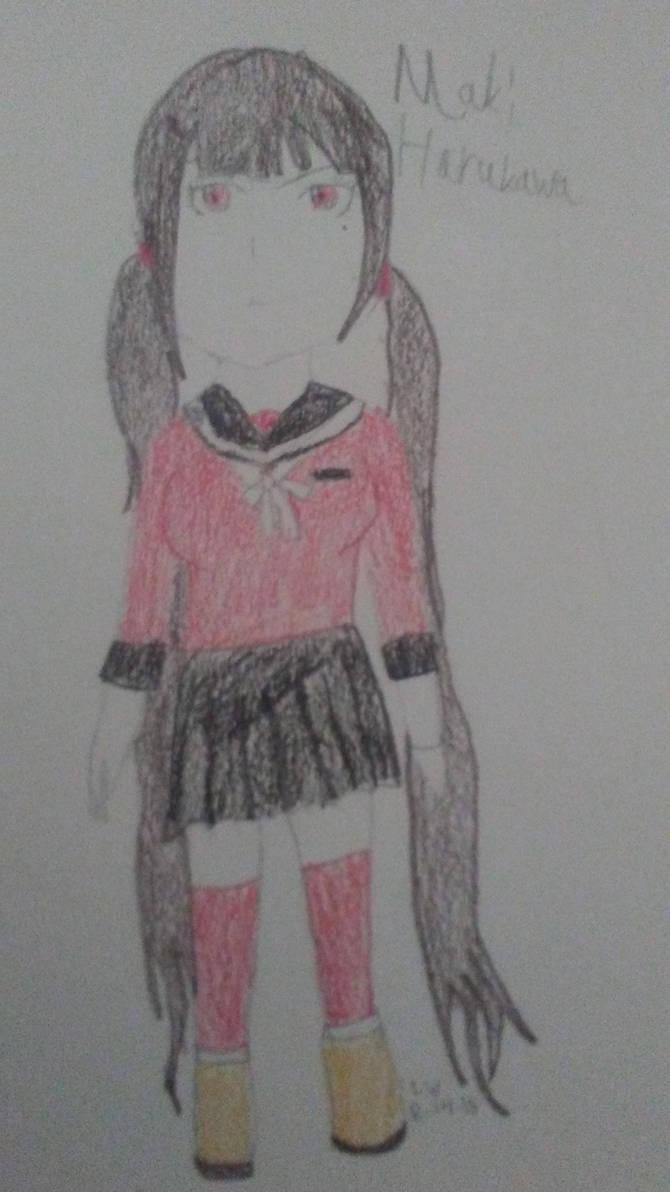 Random Maki doodle