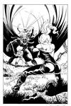 Thundercats cover inks