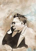 Nietzsche by elmisti