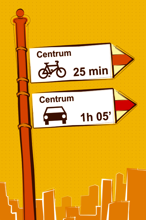 Bike poster by elmisti