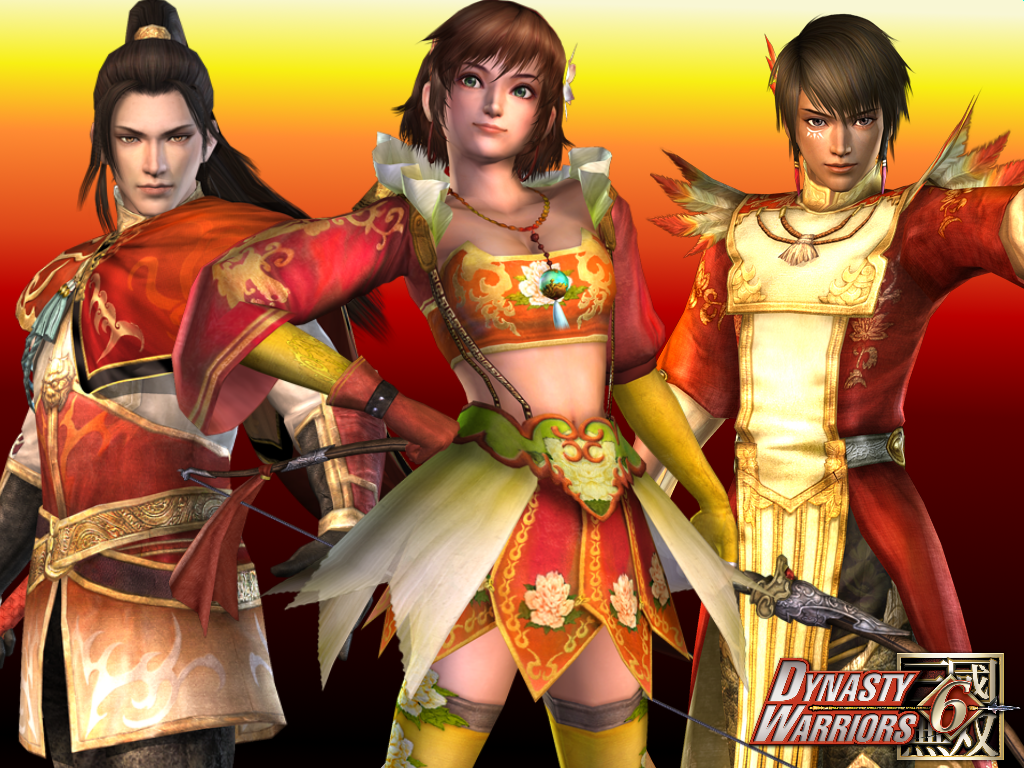 Download Game Dynasty Warriors 6 PC
