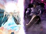 Rey Demonio y Suprema Deidad - Nanatsu no Taizai