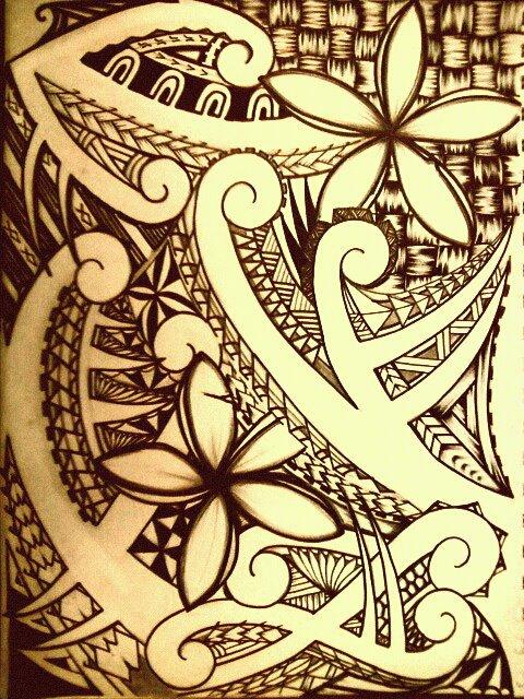 hawaiian tribal art designs joy studio design gallery best design. Black Bedroom Furniture Sets. Home Design Ideas