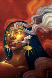 Firebird Woman