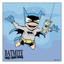 Bat Mite Album Homage