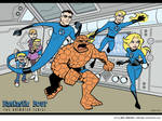 Fantastic Four, Timm Style