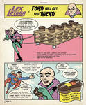 Luthor 's 40 Cupcakes