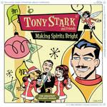 Tony Stark Is Making Spirits Bright